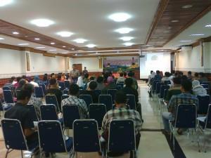 LPPOM MUI Provinsi Bali mengadakan Silaturahim AHI dan Pelatihan SJH
