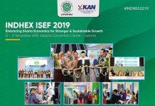 Pameran halal terbesar Indonesia INDHEX 2019