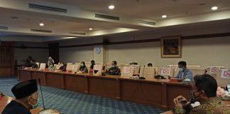sosialisasi sertifikasi halal untuk umkm oleh KPw Bali 2020